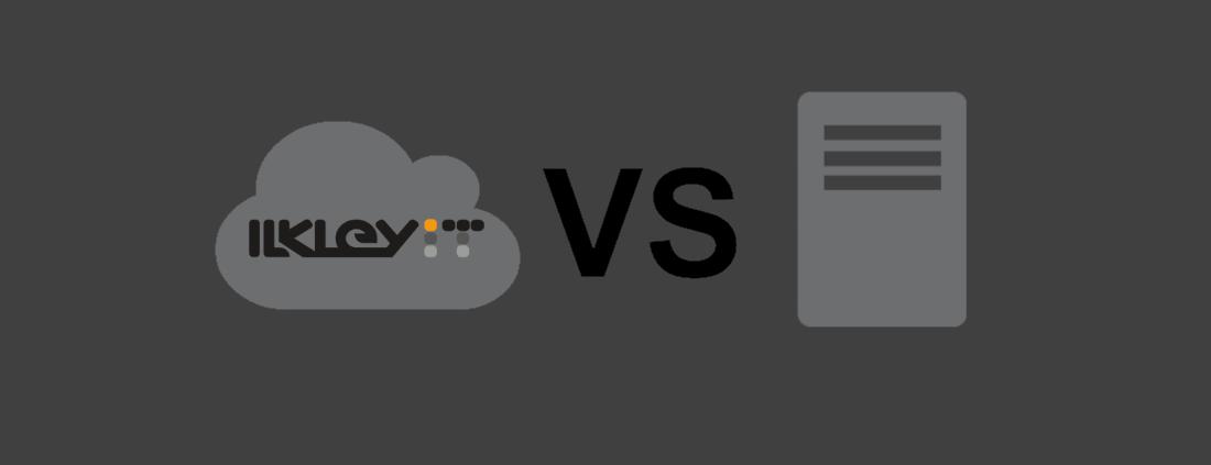 Cloud vs Server